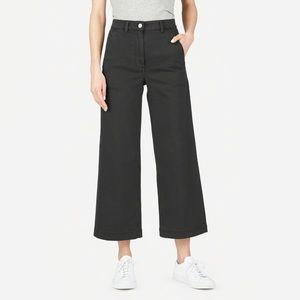 Everlane Wide-leg Crop Pants